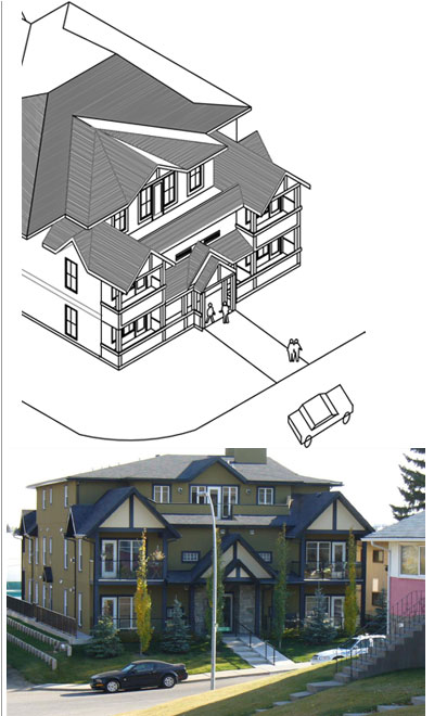 Calgary Architect Services